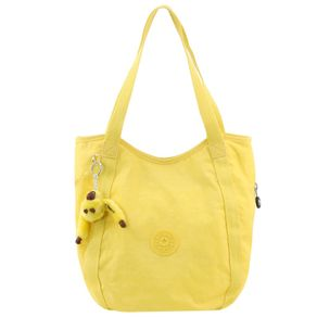 Bolsa-de-Ombro-Balloon-Amarela---Kipling