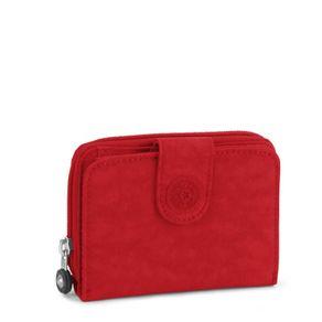Carteira-New-Money-Vermelha---Kipling