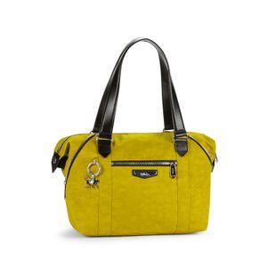 Bolsa-de-Mao-Art-S-Amarelo---Kipling