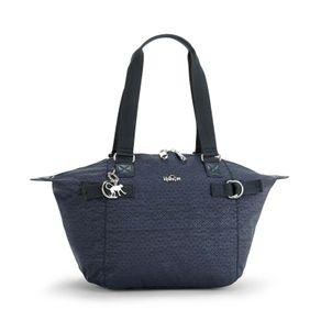 Bolsa-de-Ombro-Elaine-Azul-Marinho---Kipling