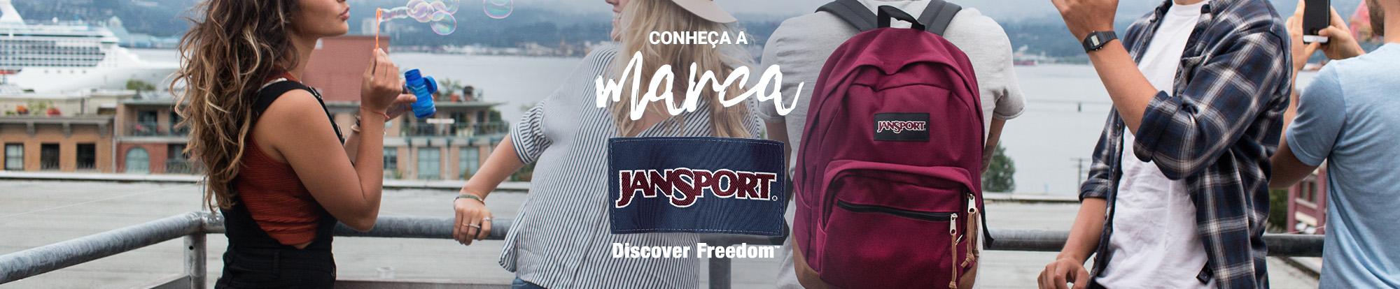 Banner marca Jansport