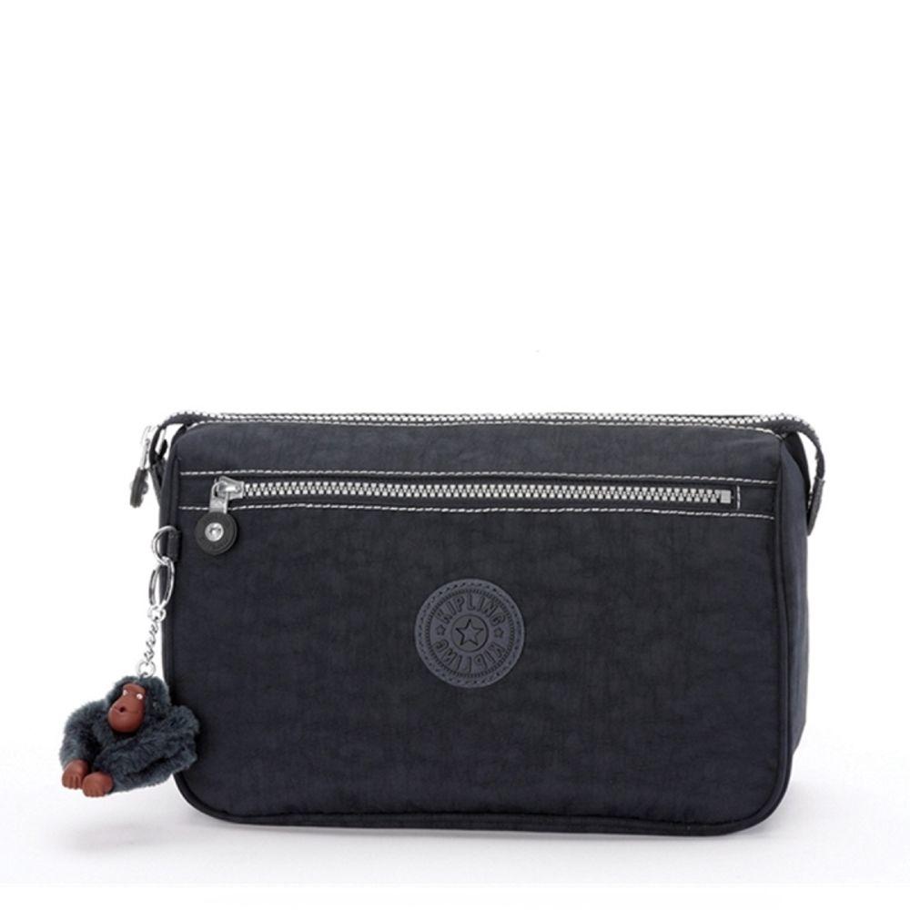 fe694e45b Necessaire Puppy Black Preta Kipling - allbags