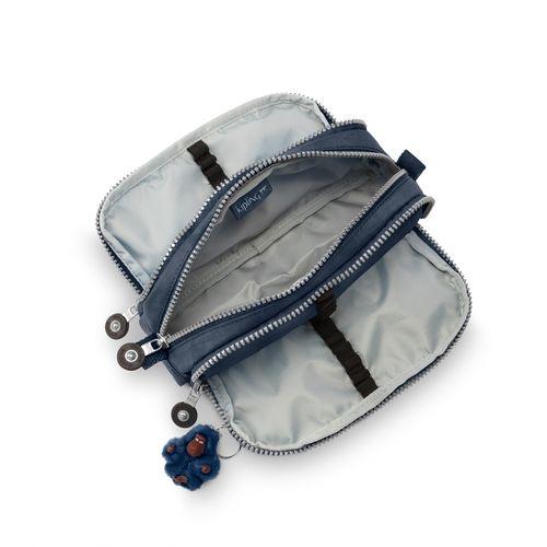 daa80dc36 Estojo Escolar Gitroy Azul | Kipling - allbags