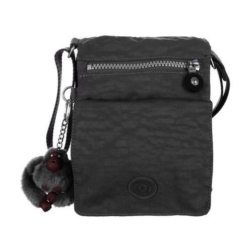 3cc4f9ad0 Bolsa Transversal Eldorado Preta | Kipling - allbags