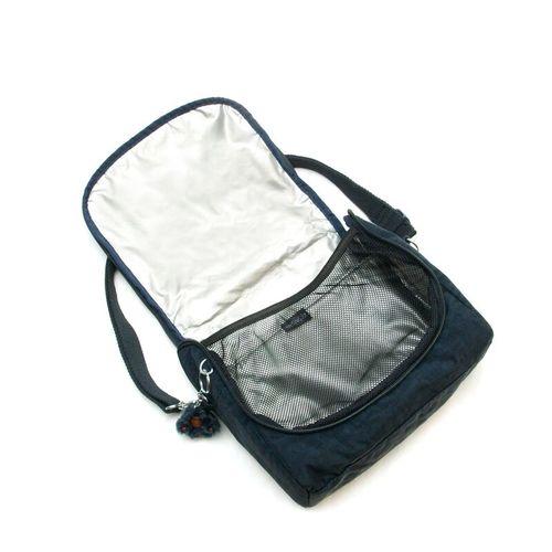 0255a7685 Lancheira Escolar New Kichirou Azul | Kipling - allbags