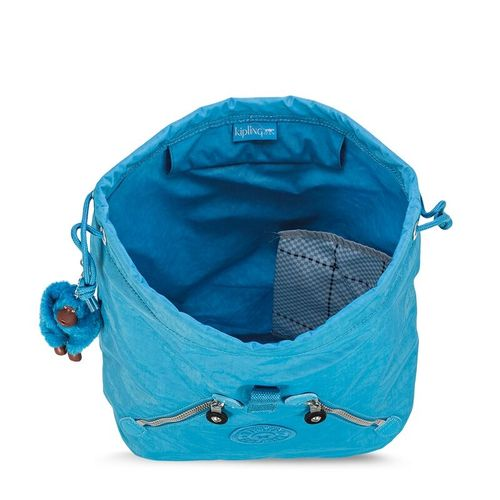 b6dbd6e99 Mochila Fundamental Azul   Kipling - allbags