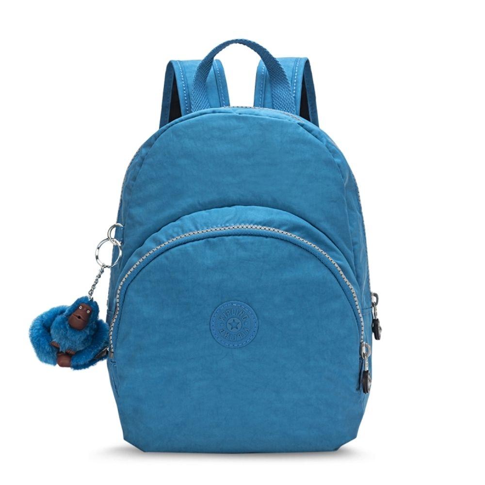 6273b0b8e Mochila Infantil Jaque Azul | Kipling - allbags