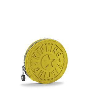 Porta-Moedas-Aeryn-Amarelo---Kipling