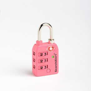 Cadeado-Travel-Lock-com-TSA-Rosa---CCL