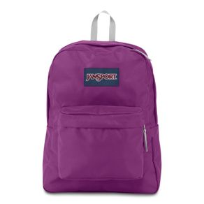 Mochila-Superbreak-Roxa---Jansport