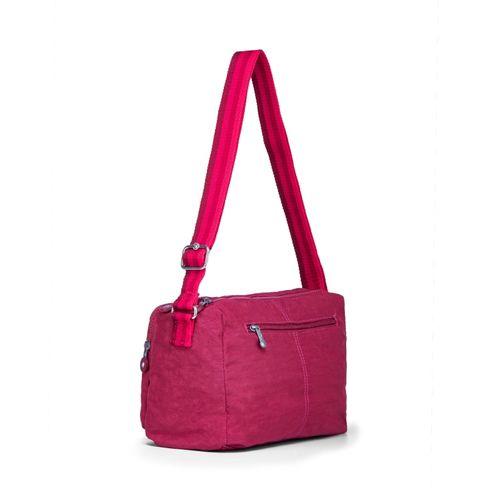 Kipling Bolsa Reth Red Allbags Retro Transversal 60zwC