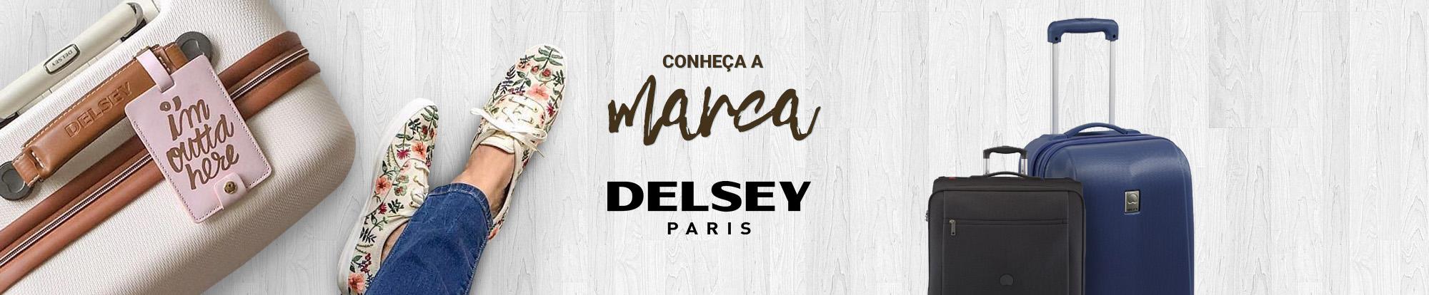 Banner Marca Delsey