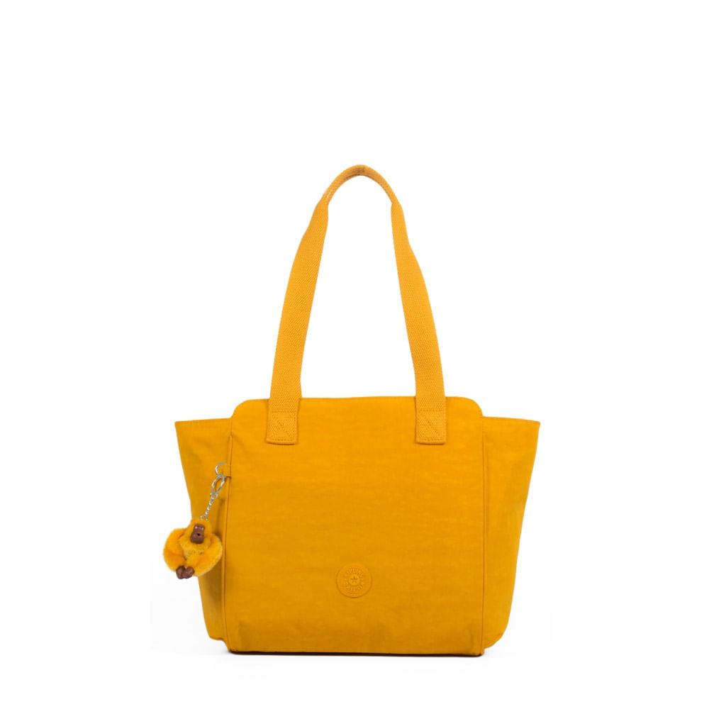 Bolsa De Ombro Rosa Vermelha   Kipling : Bolsa de ombro juliene amarela kipling allbags