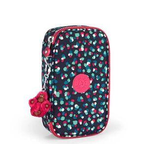 estojo-escolar-50-pens-azul-marinho-rosa-kipling-10999R15