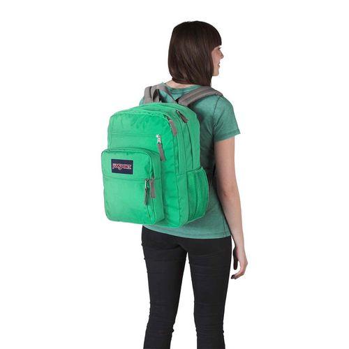 mochila-big-student-verde-jansport-TDN70D6-model