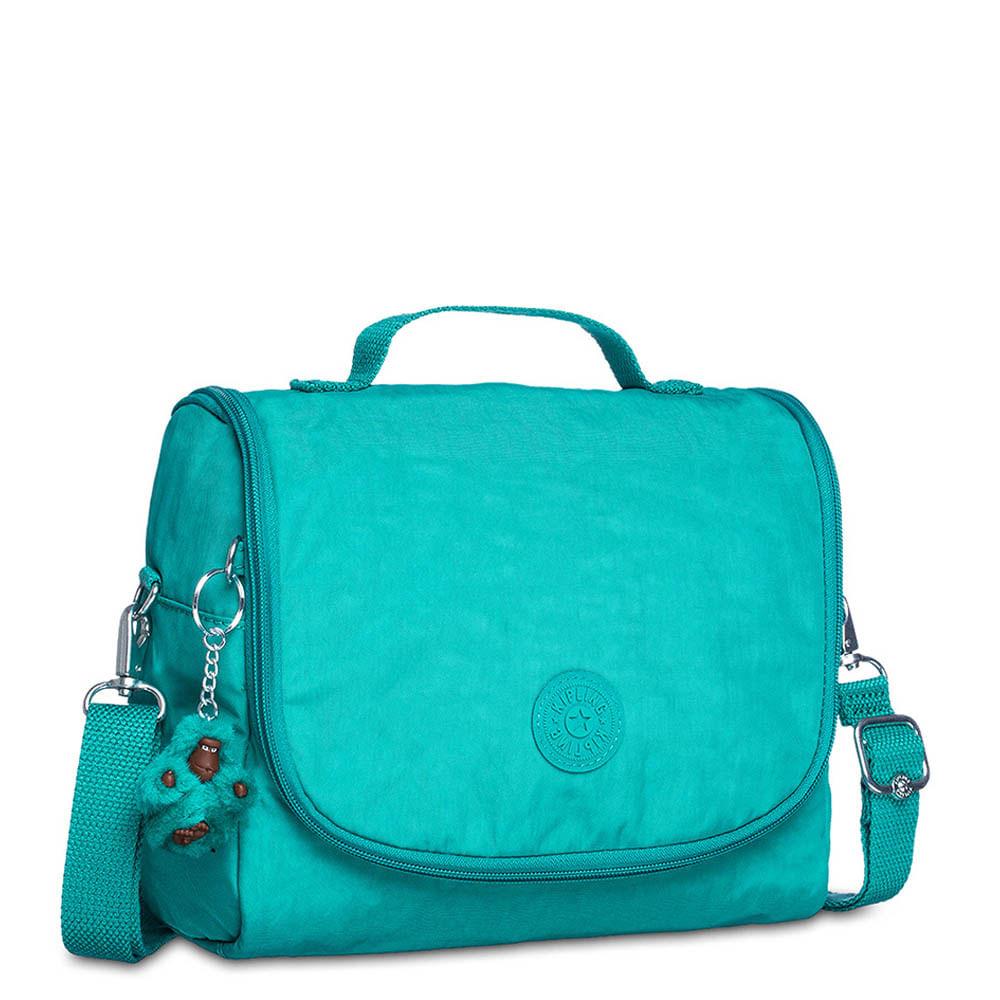 801533eeb Lancheira Escolar New Kichirou Verde | Kipling - allbags