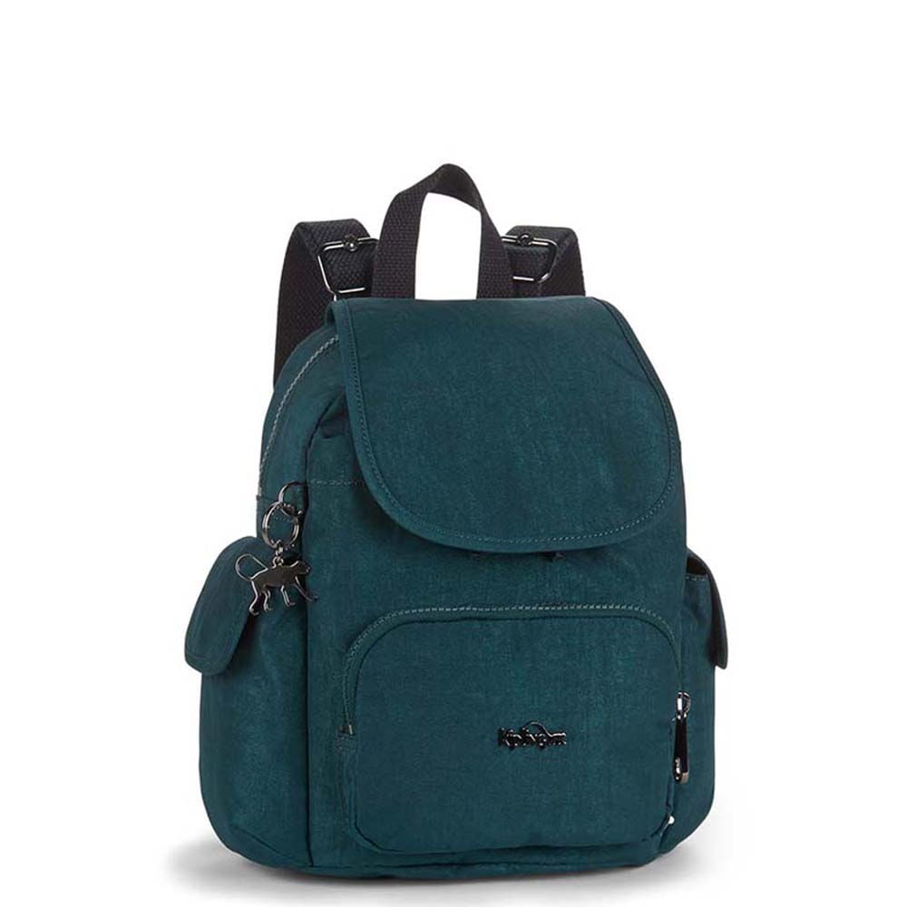 63c8a147f3 Mochila de Passeio City Pack Mini Verde | Kipling - allbags