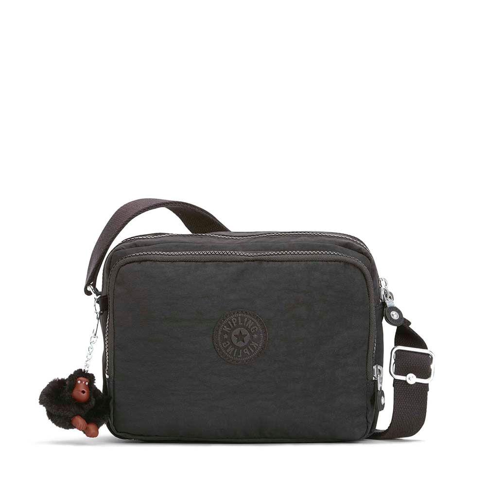76ed1f855 Mini Bolsa Transversal Silen Preta True Black - allbags