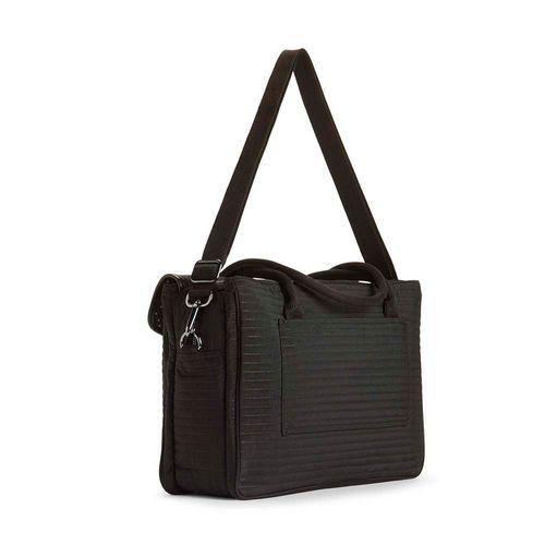 292e33737 Bolsa para trabalho Superwork S Preta Strong Black | Kipling - allbags