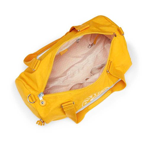 c8eb56ac4 Bolsa de Viagem Onalo Amarela Lively Yellow | Kipling - allbags