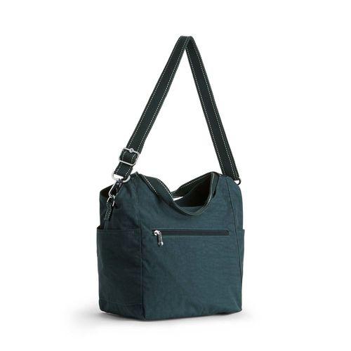 7fdff1ff3 Bolsa De Ombro Carola Verde Deep Emerald C Kipling - allbags