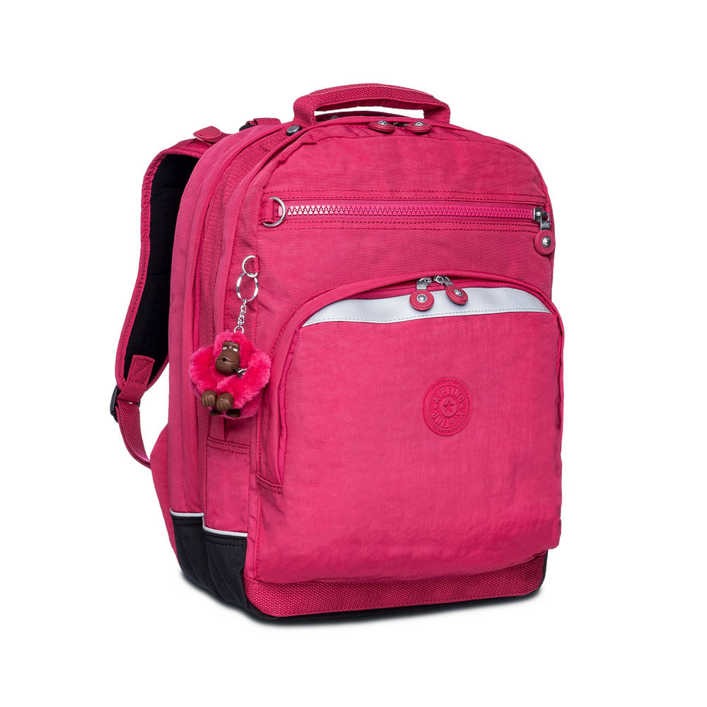 9993d9d09 Mochila Escolar Webmaster Rosa | Kipling - allbags