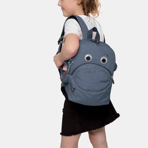 52507b86e Mochila Infantil Faster Azul True Jeans | Kipling - allbags