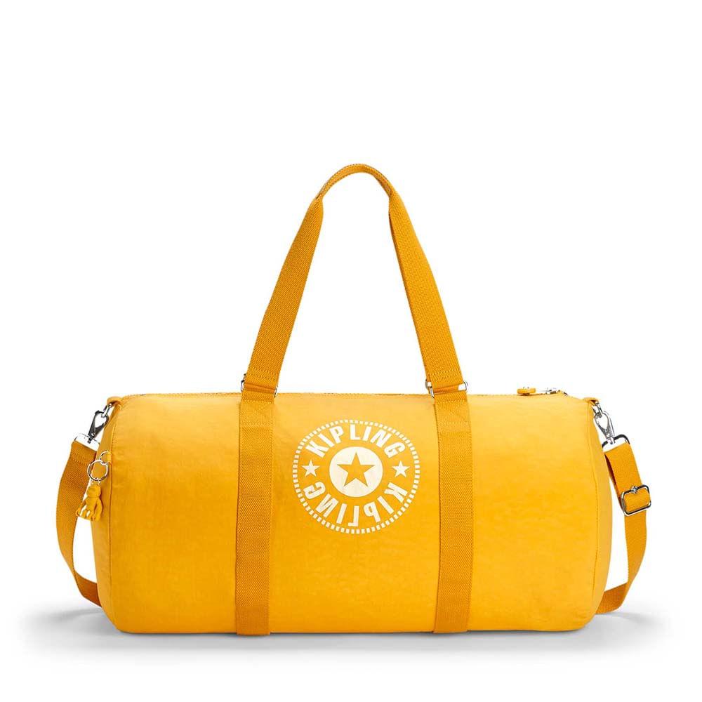 3e1620e54 Bolsa de Viagem Grande Onalo L Amarela Lively Yellow | Kipling - allbags