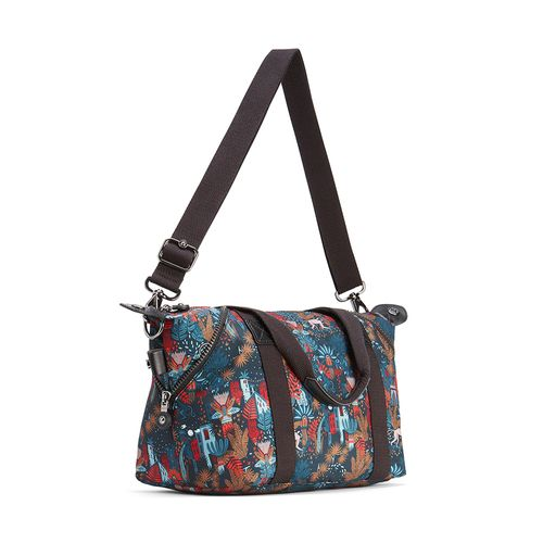 86212add54c9c Bolsa de Mão Art Mini Estampada City Jungle