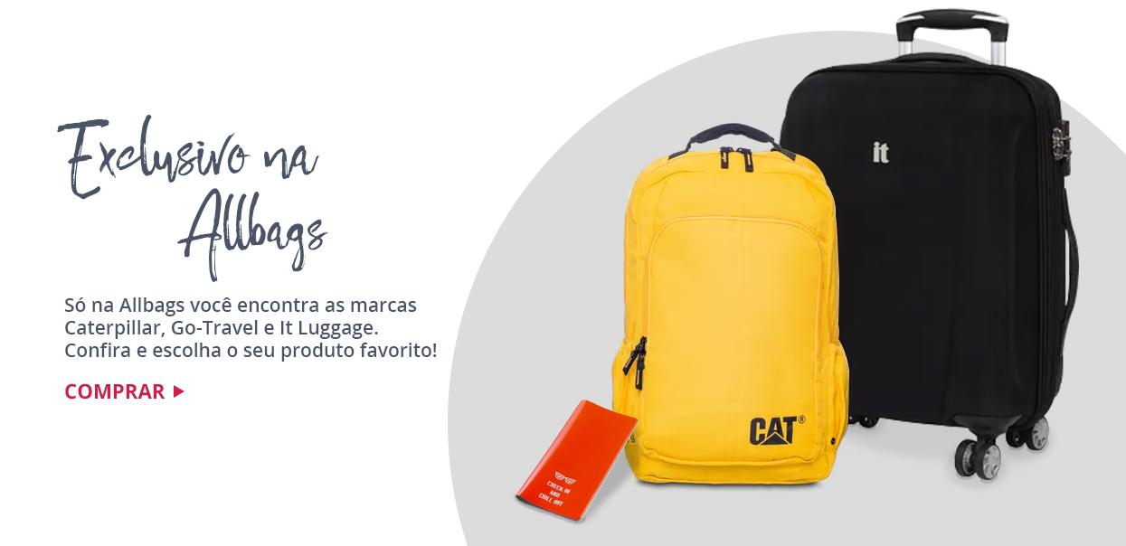 9a69db2cf Compre bolsas, malas, mochilas e mais | Allbags