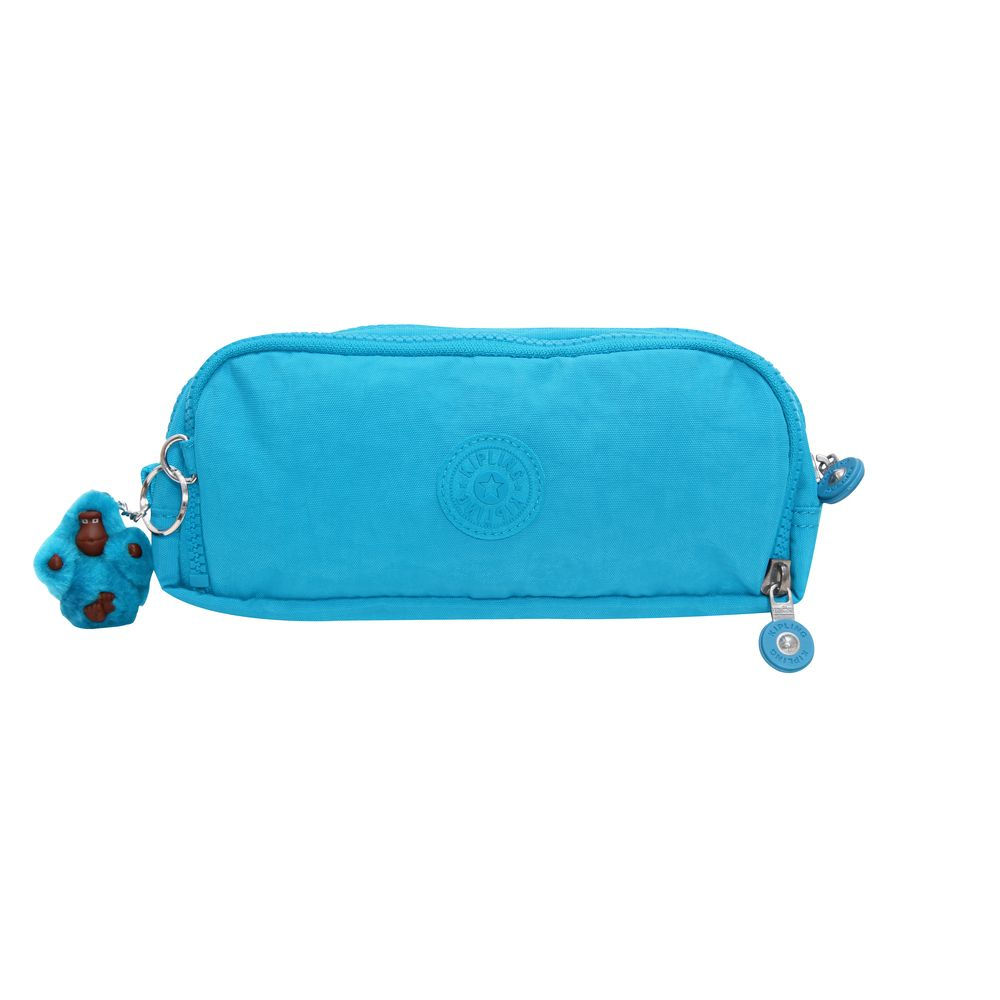 1d22cd0b0 Estojo Gitroy Azul Candy Blue | Kipling - allbags