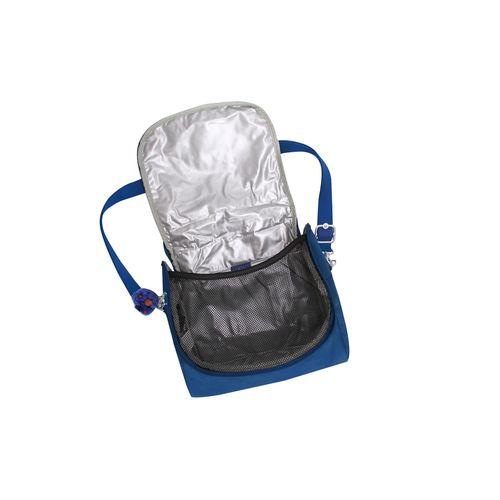 87dd914e8 Lancheira Kichirou Flex Azul Broken Blue   Kipling - allbags