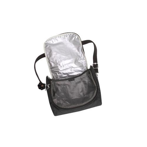 7228560f5 Lancheira Kichirou Flex Preta True Black   Kipling - allbags