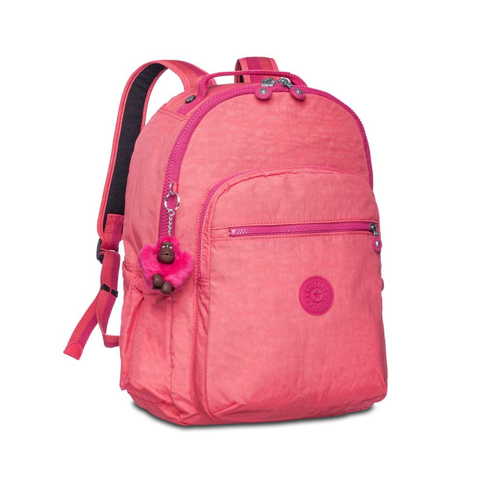 33b6559cc Mochila Escolar Seoul Up Galaxy Kipling - allbags
