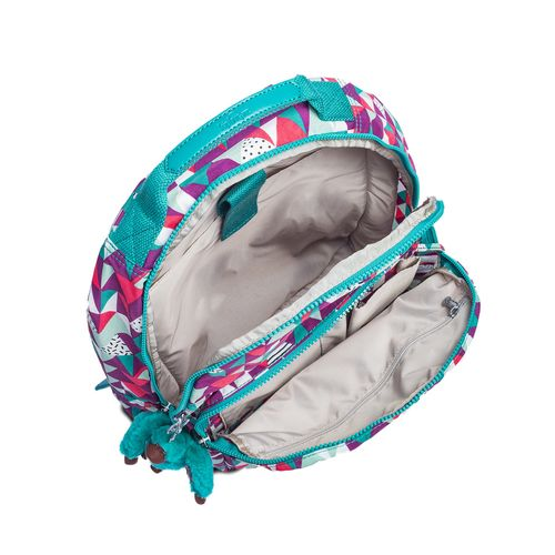 e1a55a347 Mochila Escolar Gouldi Vibrant Deco Kipling - allbags