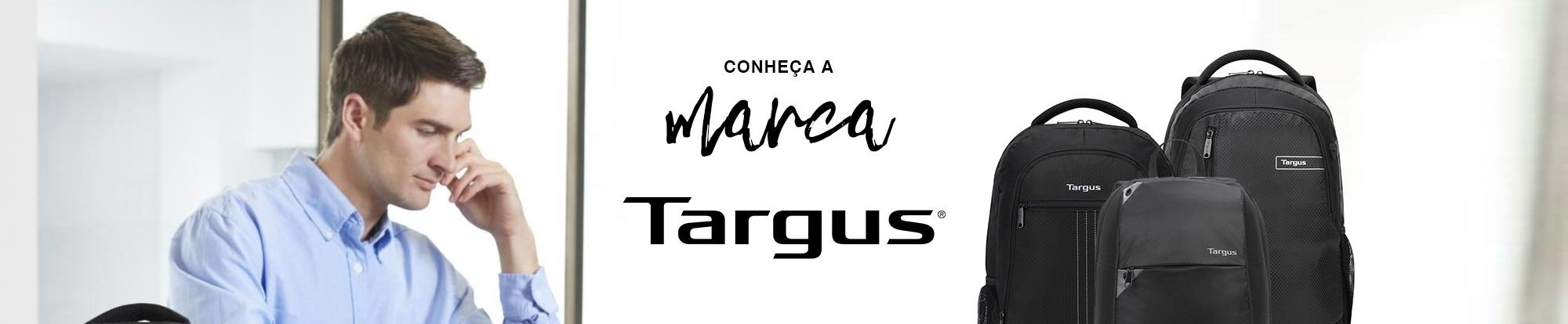 Banner Marca Targus