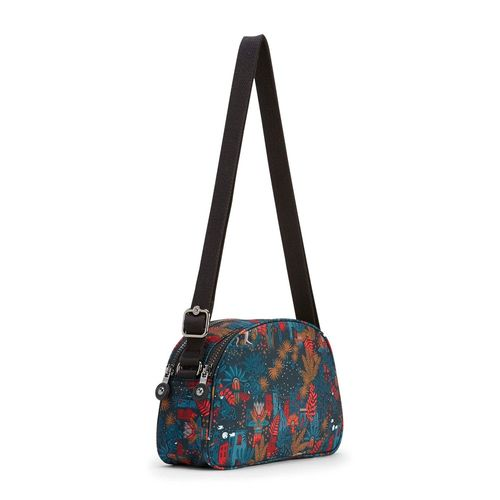 e7880af762d0b Bolsa Transversal Novad Estampada City Jungle