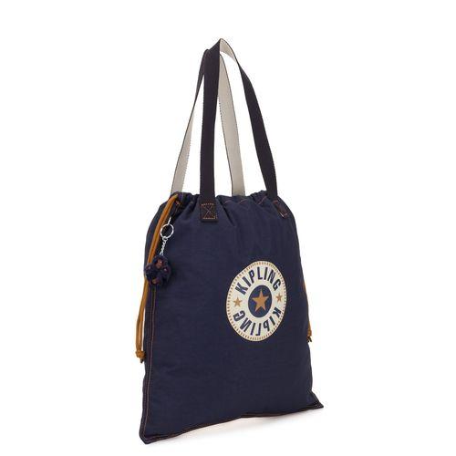 92f6a6c71 Bolsa de Ombro New Hiphurray Active Blue Bl | Kipling - allbags