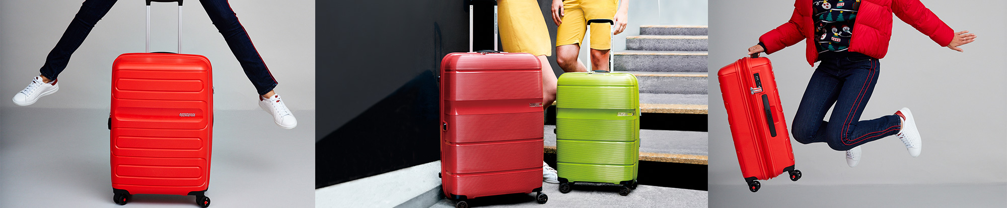 Banner Marca American Tourister